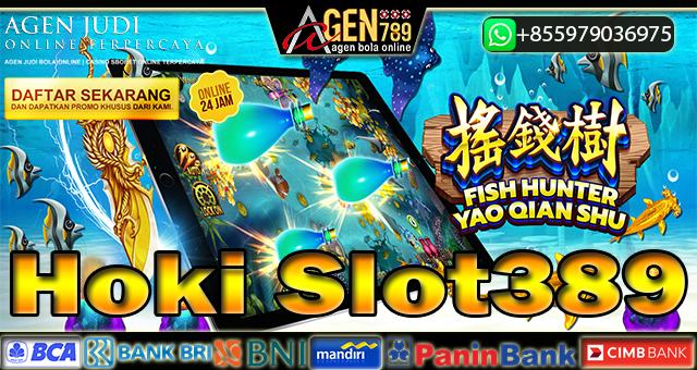 Hoki Slot389