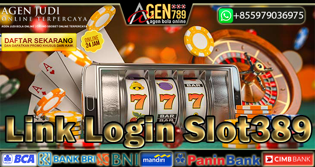 Link Login Slot389