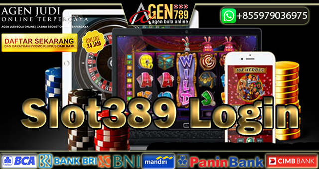 Slot389 Login