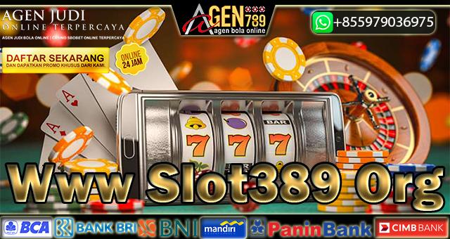 Www Slot389 Org